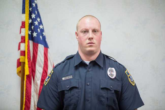 Corporal James Eric Chapman | Johnston Police Department, South Carolina