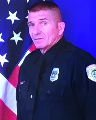 Police Officer Paul Lazinsky