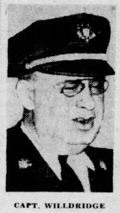 Captain Edwin Willdridge | Philadelphia Police Department, Pennsylvania