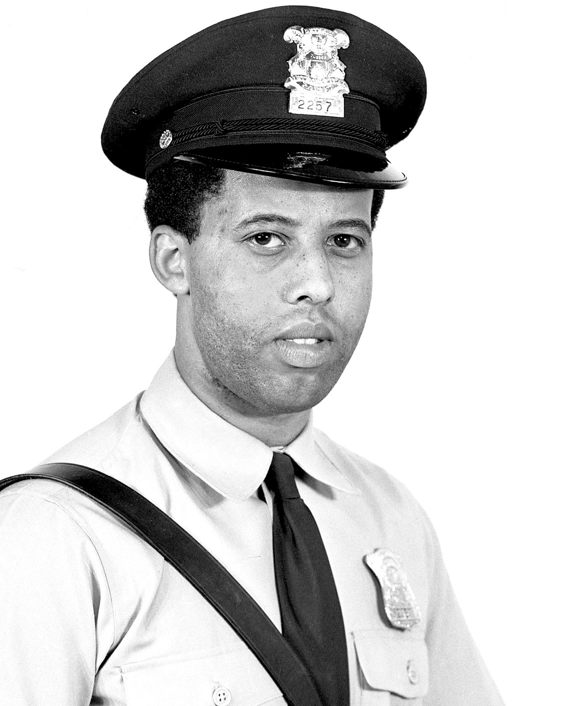 Police Officer Donald Olson Kimbrough, Detroit Police ...