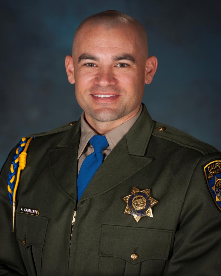 Officer Andrew Joseph Camilleri, Sr. | California Highway Patrol, California