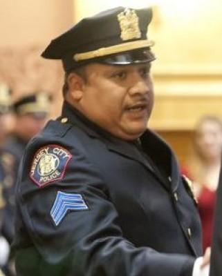 Lieutenant Christopher Robateau