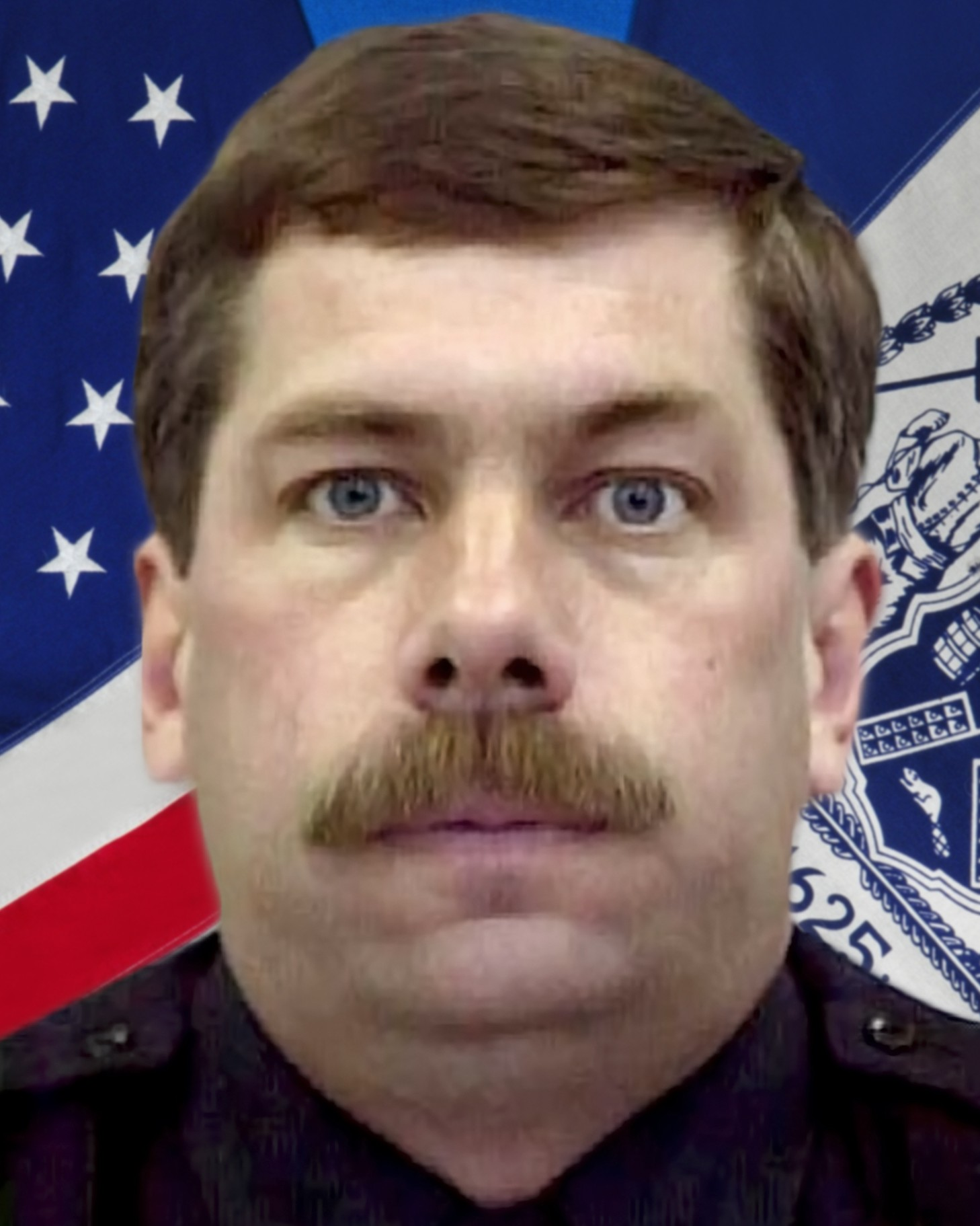 Sergeant Michael J. Galvin | New York City Police Department, New York
