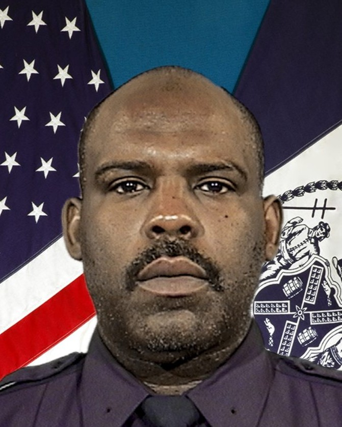 Sergeant Wayne A. Jackson | New York City Police Department, New York