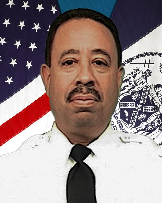 Lieutenant Luis A. Lopez | New York City Police Department, New York