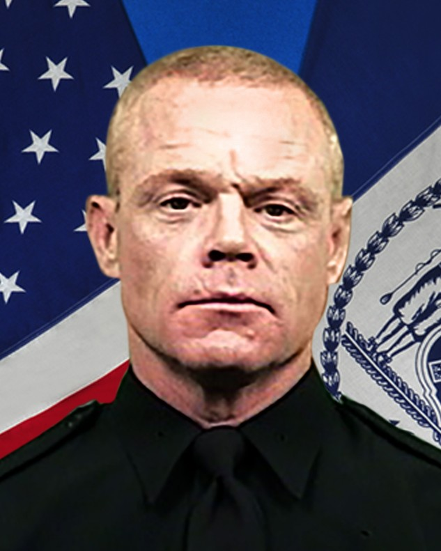 Sergeant Edmund P. Murray | New York City Police Department, New York