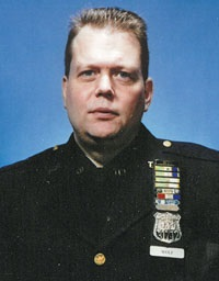 Police Officer Kenneth W. Wolf | New York City Police Department, New York