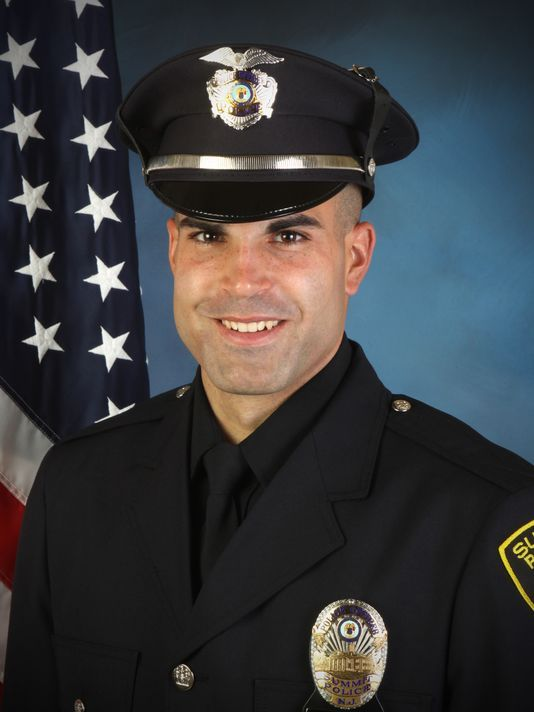 Detective Matthew Lawrence Tarentino   Summit Police Department, New Jersey