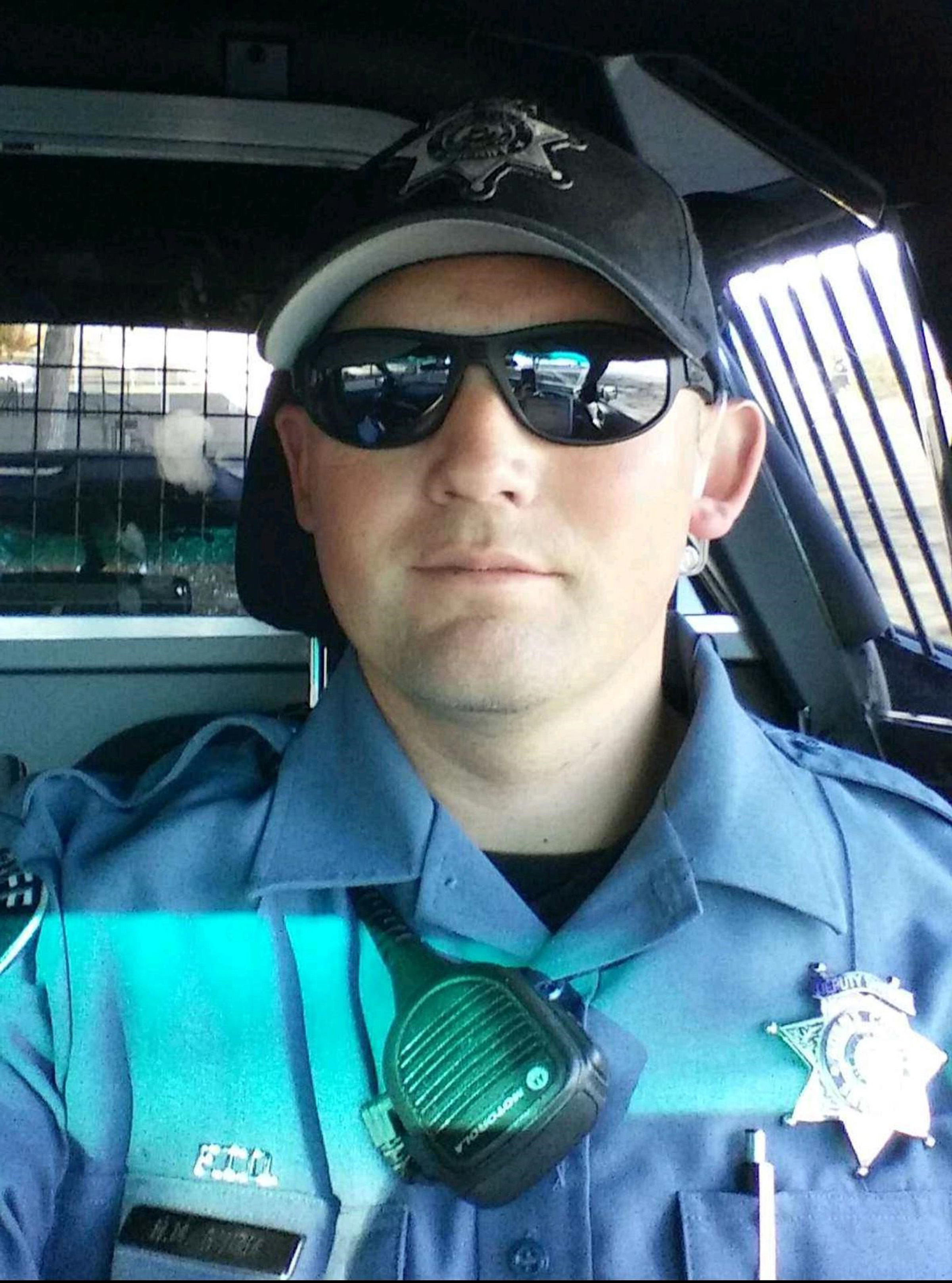 Deputy Sheriff Heath McDonald Gumm | Adams County Sheriff's Office, Colorado