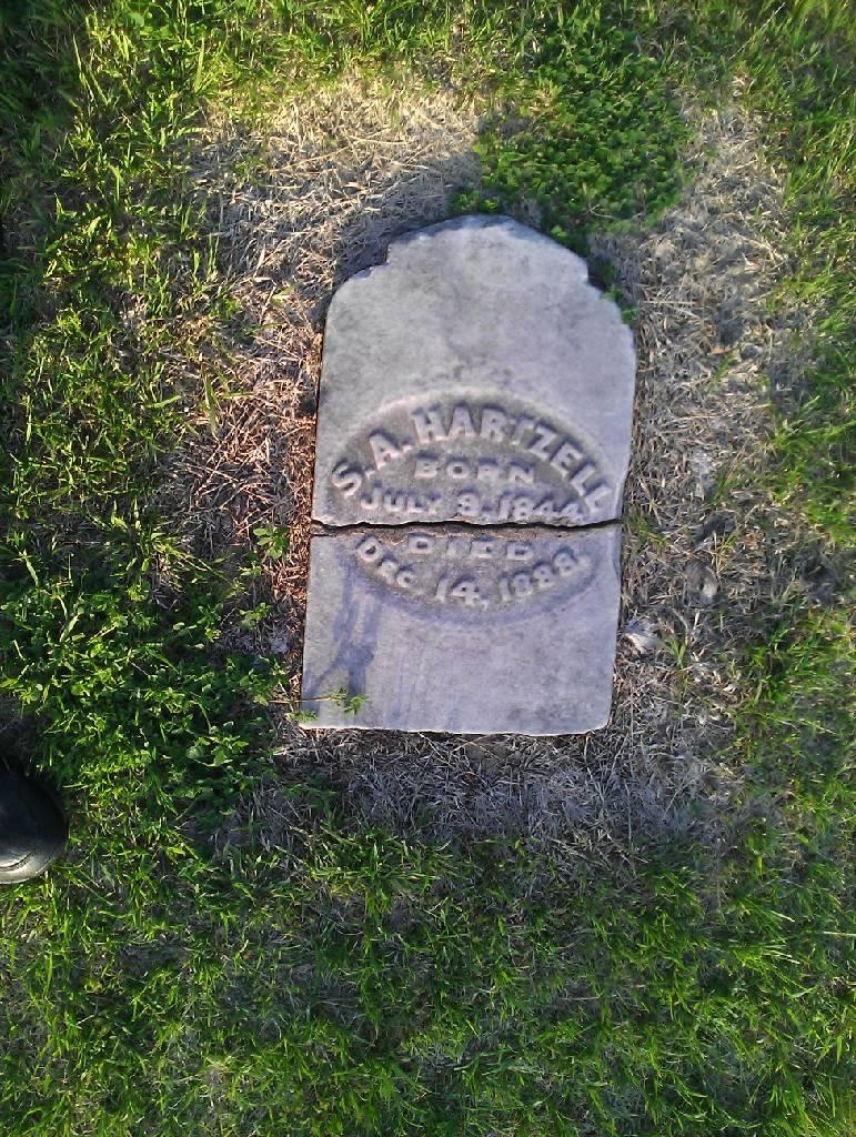 Patrolman S. A. Hartzell | Wichita Police Department, Kansas