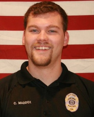 Police Officer Chase Lee Maddox
