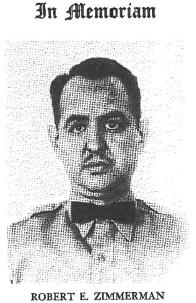 Game Protector Robert Earl Zimmerman | Pennsylvania Game Commission, Pennsylvania