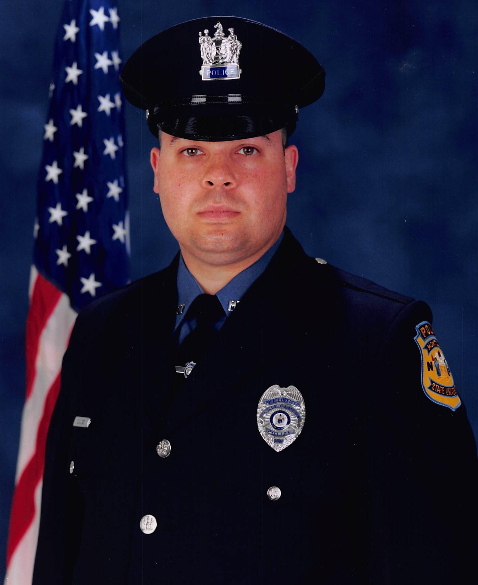Sergeant Christopher A. Vidro | Montclair State University Police Department, New Jersey