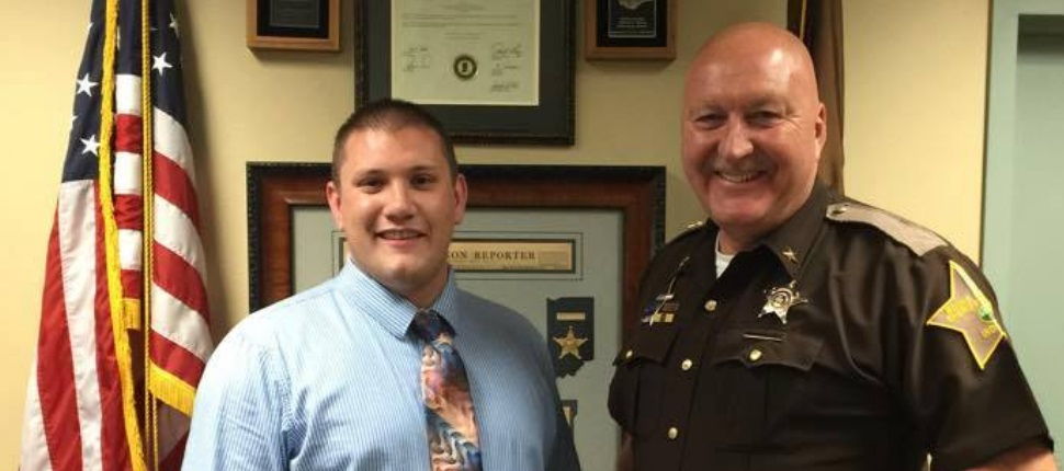 Deputy Sheriff Jacob Matthew Pickett | Boone County Sheriff's Office, Indiana