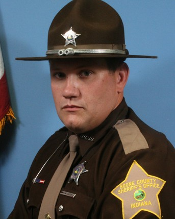 Reflections for Deputy Sheriff Jacob Matthew Pickett, Boone
