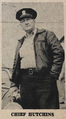 Police Chief Herschel H. Hutchings | Trenton Police Department, Georgia