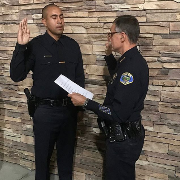 Police Officer Greggory Casillas | Pomona Police Department, California