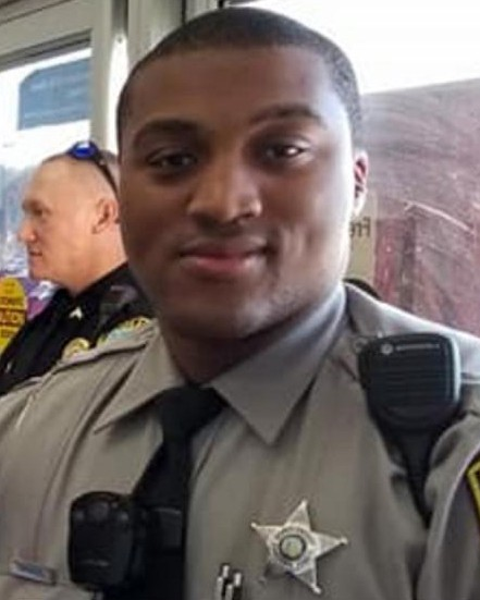 Deputy Sheriff David Lee'Sean Manning | Edgecombe County Sheriff's Office, North Carolina