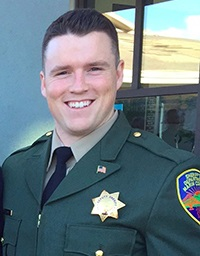 Deputy Sheriff Ryan Douglas Zirkle | Marin County Sheriff's Office, California
