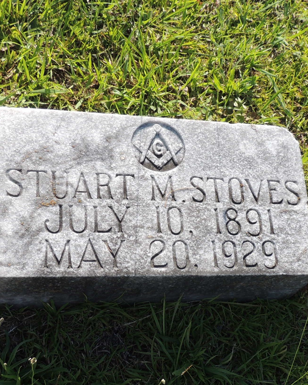 Night Policeman Stuart McClay Stoves | Tennessee Coal, Iron and Railroad Company Police Department, Railroad Police