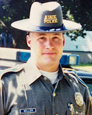 Trooper First Class Kevin M. Miller