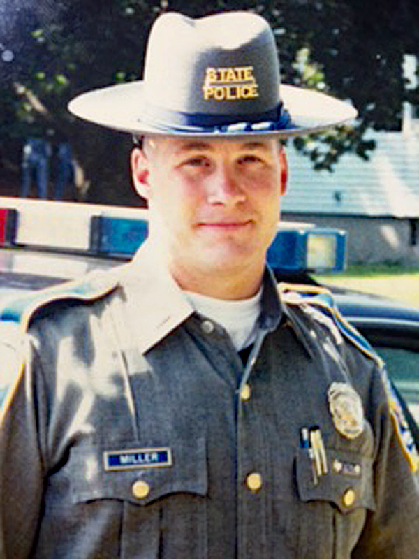 Trooper First Class Kevin Michael Miller | Connecticut State Police, Connecticut