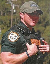 Deputy Sheriff Taylor Fletcher Lindsey | Gilchrist County Sheriff's Office, Florida