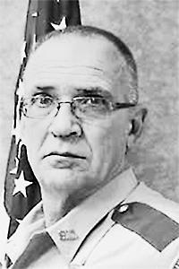 Corporal Eugene Philip Cole | Somerset County Sheriff's Office, Maine
