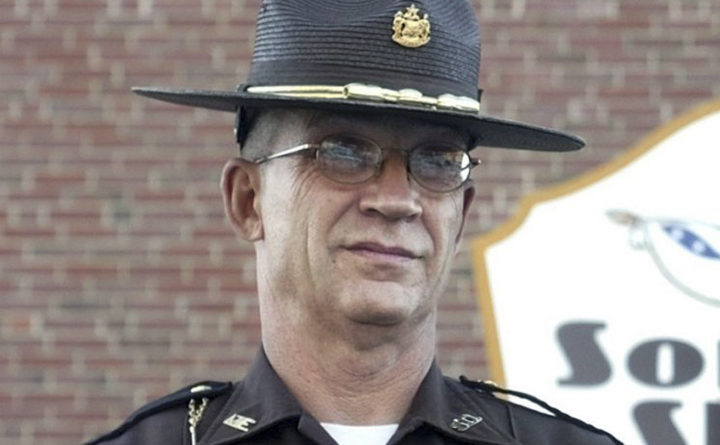 Corporal Eugene Cole | Somerset County Sheriff's Office, Maine