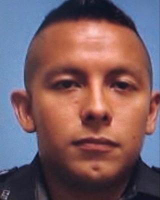Police Officer Rogelio Santander