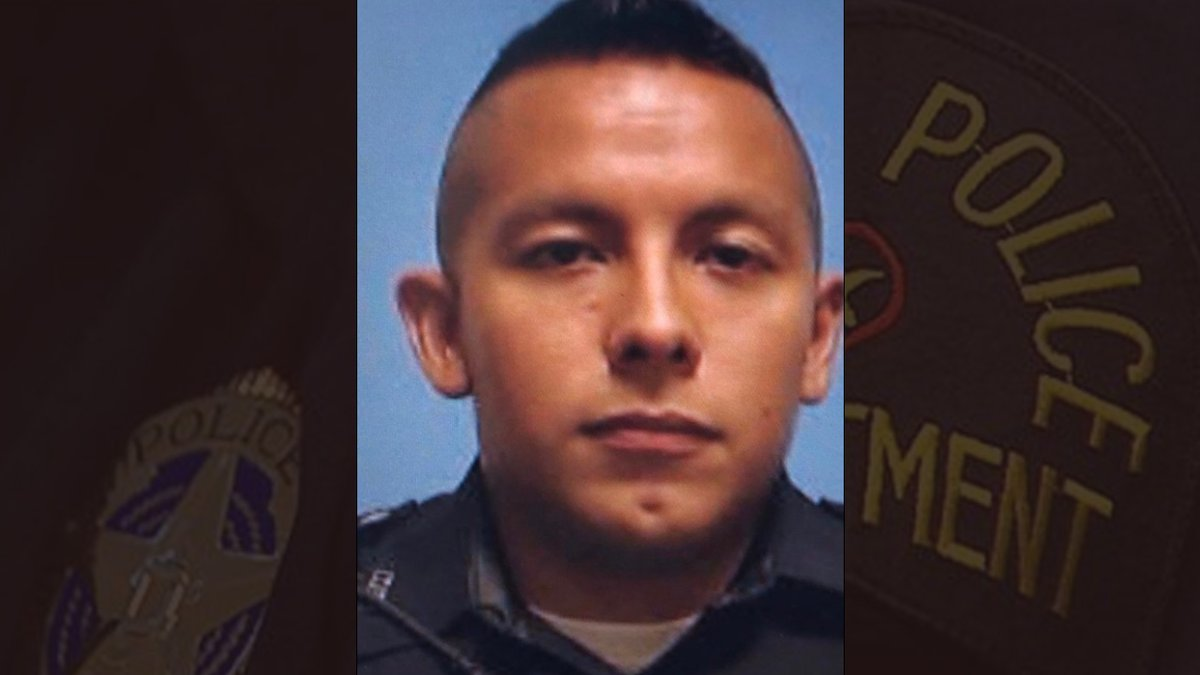 Police Officer Rogelio Santander, Jr. | Dallas Police Department, Texas