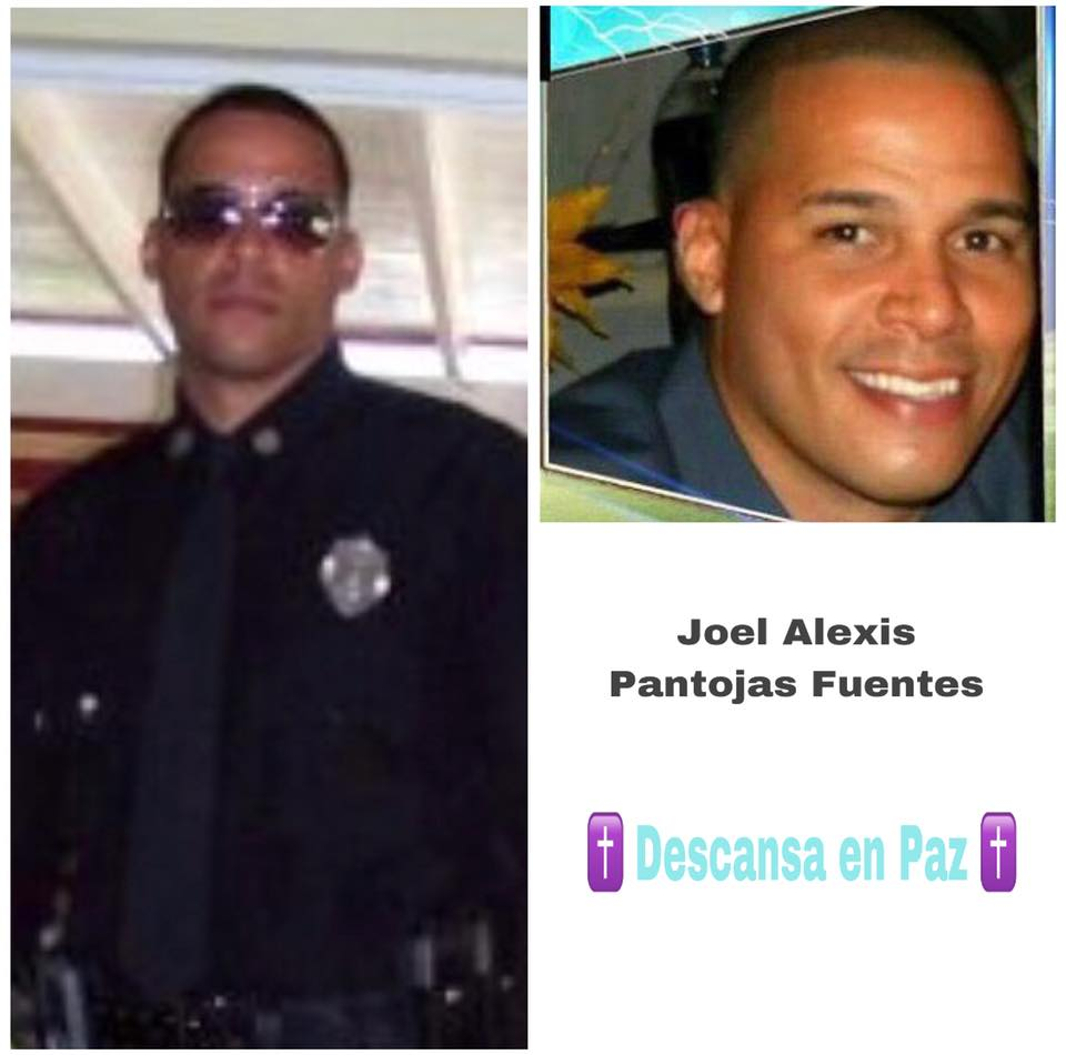 Agent Joel Alexis Pantojas-Fuentes | San Juan Police Department, Puerto Rico