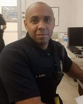 Police Officer Alex Isai Sable
