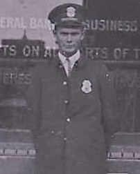Police Officer Elmer A. Trout | Pueblo Police Department, Colorado