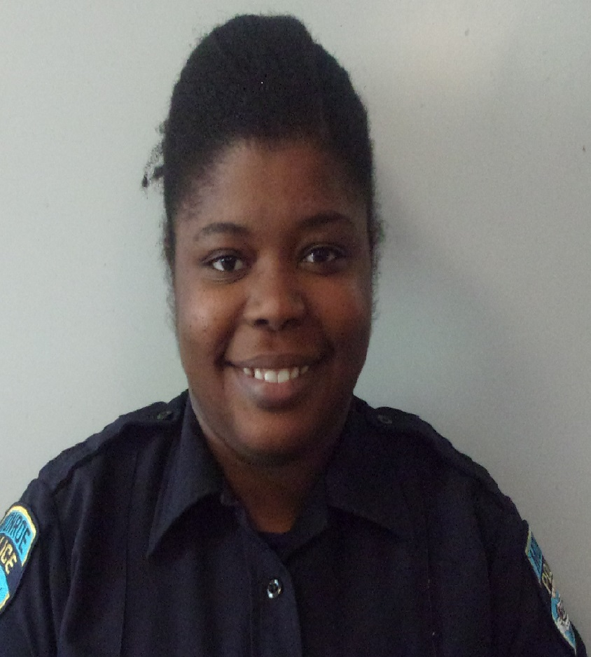 Police Officer Ayrian Michelle Williams | Monroe Police Department, Louisiana