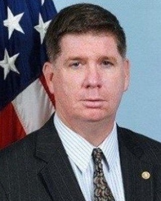 Special Agent in Charge David J. LeValley