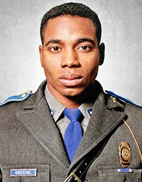 Trooper First Class Walter Greene, Jr. | Connecticut State Police, Connecticut