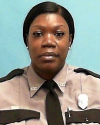 Correctional Officer Tawanna Marin