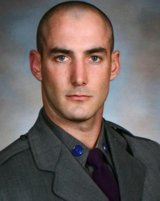 Trooper Nicholas F. Clark