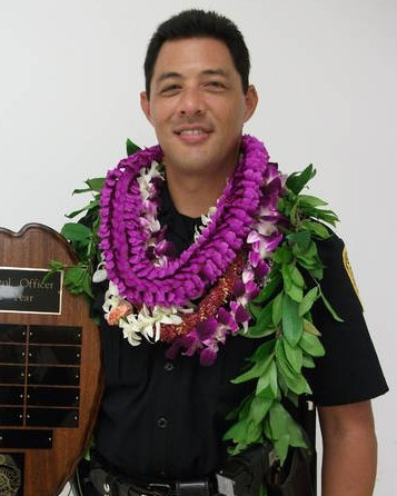 Police Officer II Bronson Kaimana Kaliloa | Hawaii County Police Department, Hawaii