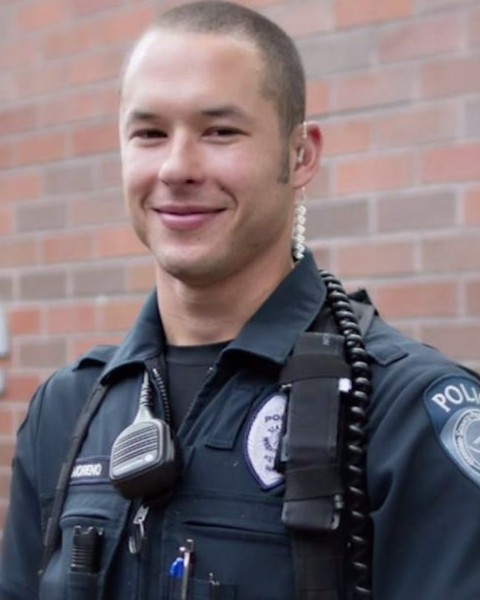 Police Officer Diego Moreno | Kent Police Department, Washington