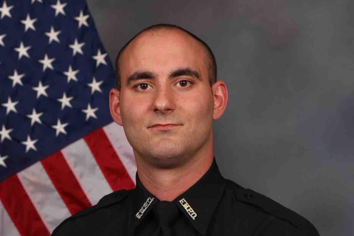 Police Officer Adam Edward Jobbers-Miller, Fort Myers ...