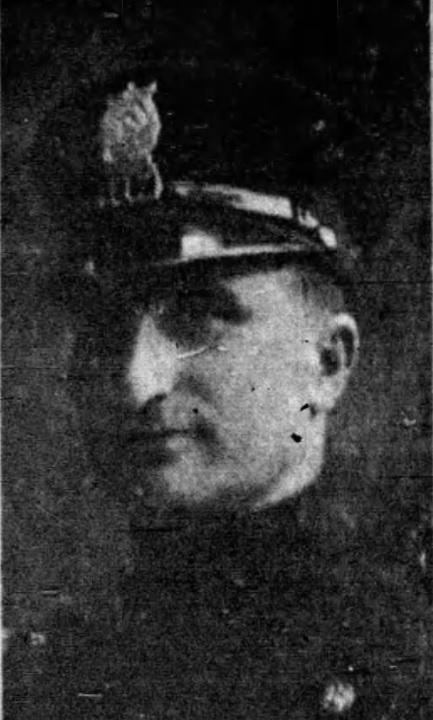 Patrolman James Thomas Baldini | Paterson Police Department, New Jersey