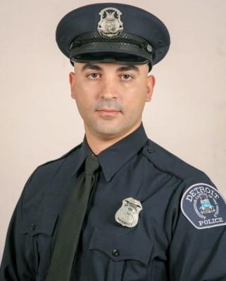 Police Officer Fadi Shukur