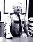 Chief of Police George Edward Raymond Ryti | Annandale Police Department, Minnesota
