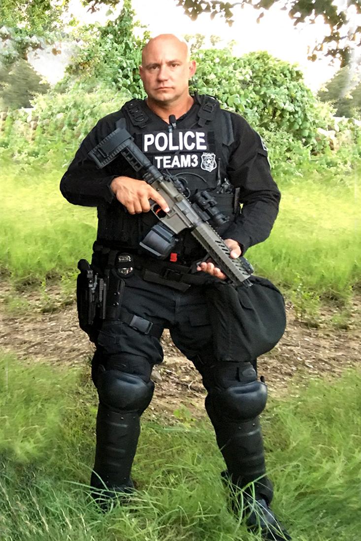 Corporal Garrett Willis Hull | Fort Worth Police Department, Texas