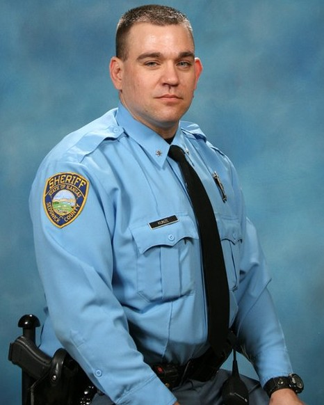 Deputy Sheriff Robert Kenneth Kunze, III | Sedgwick County Sheriff's Office, Kansas