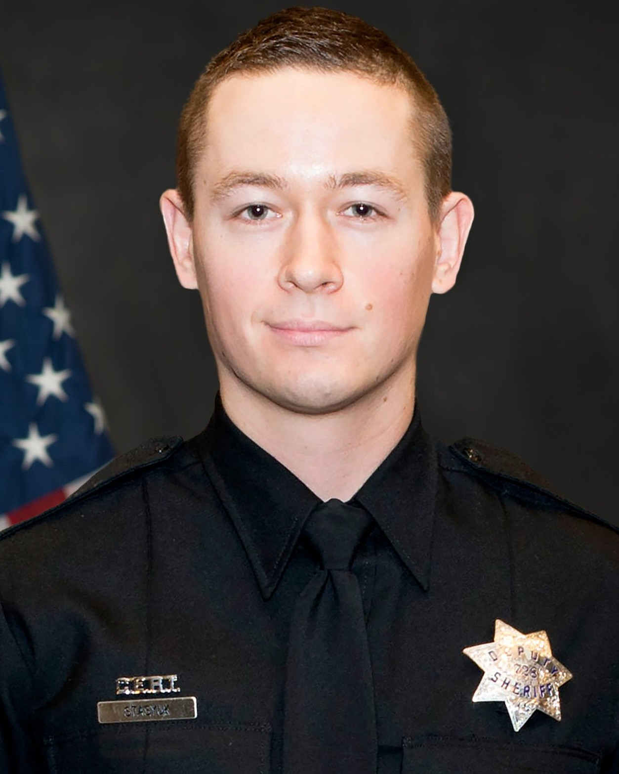 Deputy Sheriff Mark V. Stasyuk | Sacramento County Sheriff's Department, California