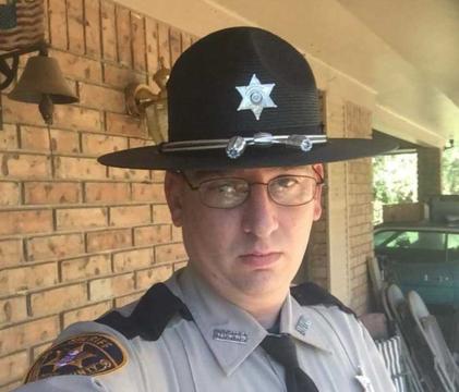 Patrolman James Kevin White | Brookhaven Police Department, Mississippi