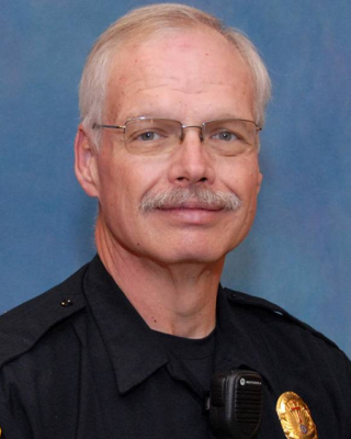 Chief of Police Lonnie Verdell Burton